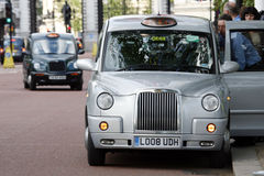 Hackney Carriage, London Taxi Royalty Free Stock Photography