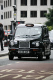 Hackney Carriage, London Taxi Stock Photo