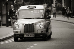 Hackney Carriage, London Taxi Royalty Free Stock Image
