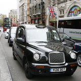 Hackney Carriage, London Taxi Stock Images