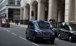 Hackney Carriages Stock Photography