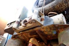 Haczy kędziorka set dla holownik dodatkowych części dżip i ciężarówka Zdjęcia Royalty Free