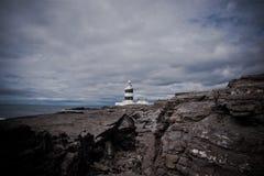 haczyk kierownicza latarnia morska Fotografia Stock