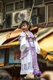 Hada del Desfile-en--aire Imágenes de archivo libres de regalías