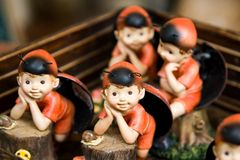 Hada del niño Imagen de archivo libre de regalías