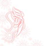 Hada mágica Imagen de archivo libre de regalías