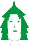 Hada Spruce ilustración del vector