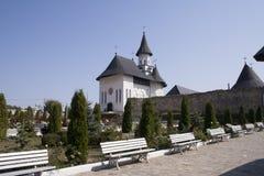 Hadambu kloster Arkivbild