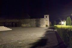 Hadambu kloster Arkivfoto