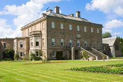Haddo House in Scotland Stock Photos
