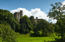 Haddon Hall, Derbyshire Stock Photos