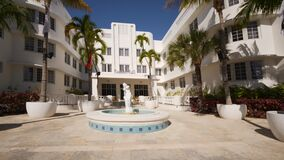 Haddon Hall Hotel Miami Beach pull out reveal