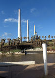 Hadera River Park Royalty Free Stock Image