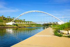 Hadera River Park Stock Photo