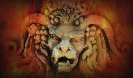 Hades (άγαλμα) Στοκ φωτογραφίες με δικαίωμα ελεύθερης χρήσης