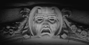 Hades (статуя) Стоковое Фото