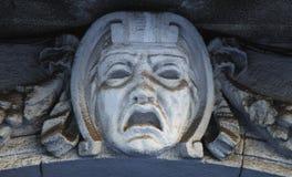 Hades (estátua) Foto de Stock Royalty Free