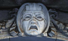 Hades (statua) Fotografia Stock Libera da Diritti