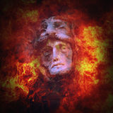 Hades (statue) Royalty Free Stock Photo