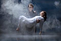 Hades u. Persephone: Zur Unterwelt Lizenzfreies Stockbild