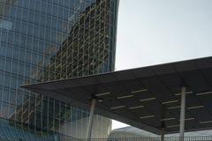 Πύργος Hadid σε Citylife, Μιλάνο στοκ εικόνες