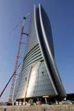 Hadid Tover под конструкцией на Citylife; Милан Стоковые Фото