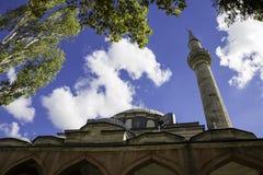 The Hadim Ibrahim Pasha Mosque, Hadim Ibrahim Pasa Cami Royalty Free Stock Photo