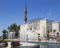 Hadji Bayram Mosque Royalty Free Stock Photos