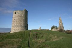 Hadleigh Castle Essex England royalty free stock photography
