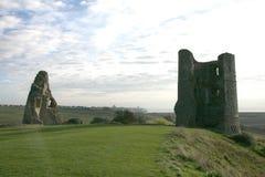 Hadleigh-Schloss Essex England Lizenzfreies Stockbild