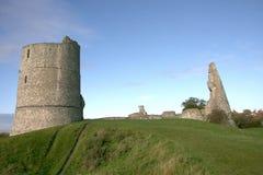 Hadleigh-Schloss Essex England Lizenzfreie Stockfotos