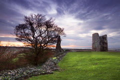 Hadleigh Tower Stock Image