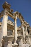 Hadrian曲拱(Ephesus) 免版税库存照片