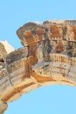 hadrian ναός τεμαχίων στοκ εικόνα