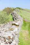 Стена Hadrian Стоковое фото RF