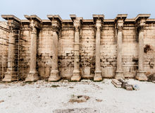 Hadrian Library Athens Greece Stockfotografie