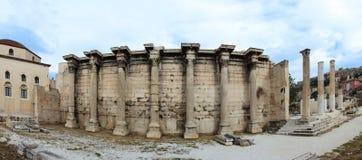 Hadrian Library Stock Photos
