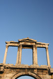 Hadrian's Arch Stock Image