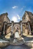Hadrian`s Gate Antalya Royalty Free Stock Photo