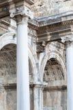Hadrian's gate in Antalya Royalty Free Stock Image