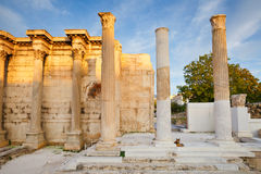 Hadrian's Library, Athens. Stock Photography