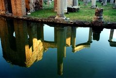 Hadrian's Villa Royalty Free Stock Photo