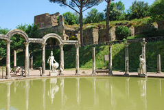 Hadrian's Villa Stock Photography