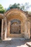 Hadrian's Villa, the Roman Emperor's 'Villa,Tivoli, outside of Rome, Italy, Europe Stock Image
