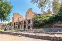 Hadrian's Villa, the Roman Emperor's 'Villa,Tivoli, outside of Rome, Italy, Europe Stock Photography