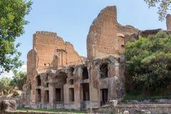 Hadrian's Villa, the Roman Emperor's 'Villa,Tivoli, outside of Rome, Italy, Europe Royalty Free Stock Image