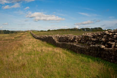 Hadrian's wall Stock Photos