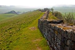Hadrian's wall Stock Photography