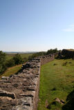 Hadrian's Wall. Royalty Free Stock Photography