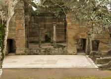 Hadrian ` s willa fotografia stock